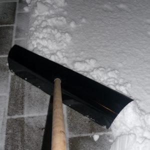 sneeuwschuif